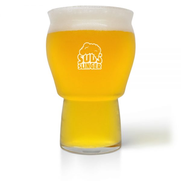 Suds Original Pint Beer Glass