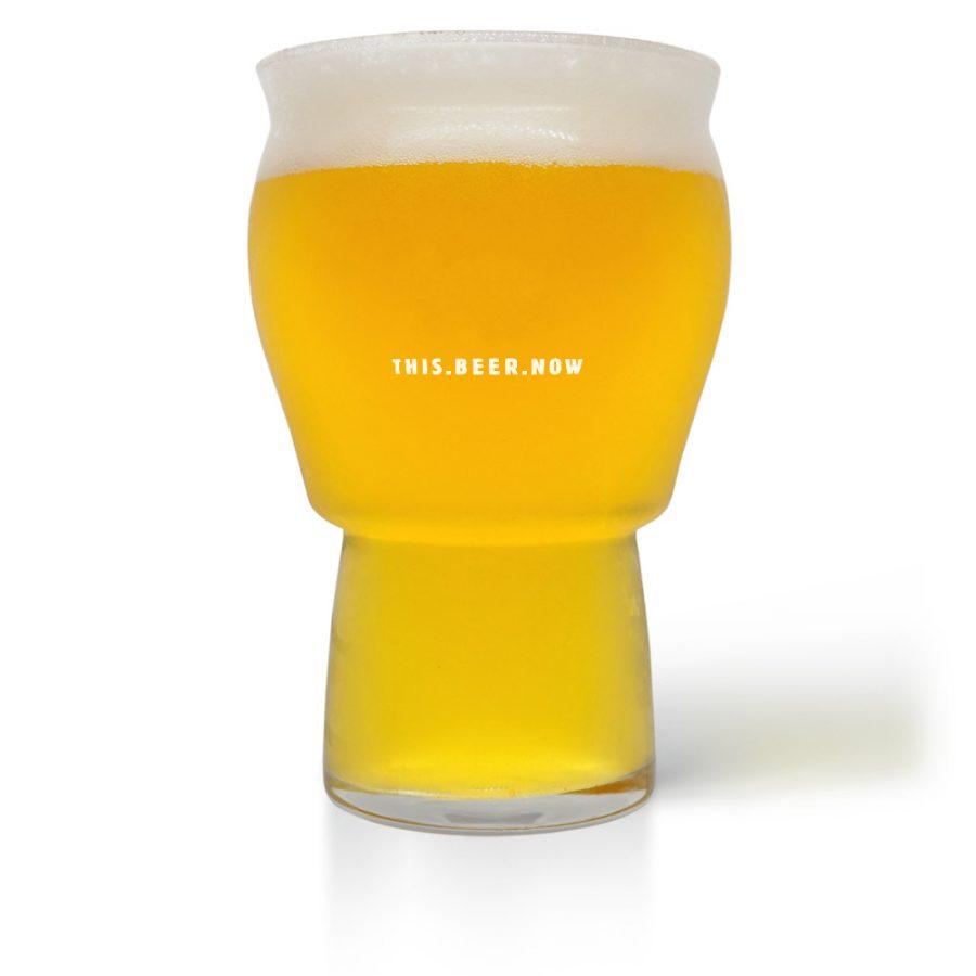 Suds Original Pint Beer Glass