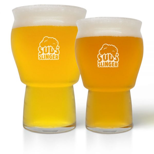 Suds Original Beer Glass Set