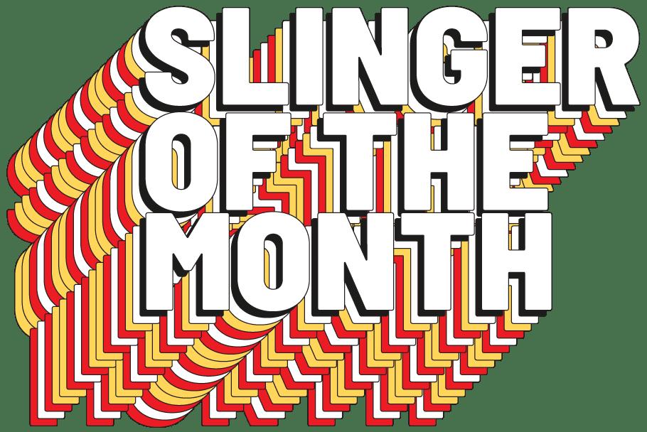 Instagram Slinger of the Month Craft Beer Glasses